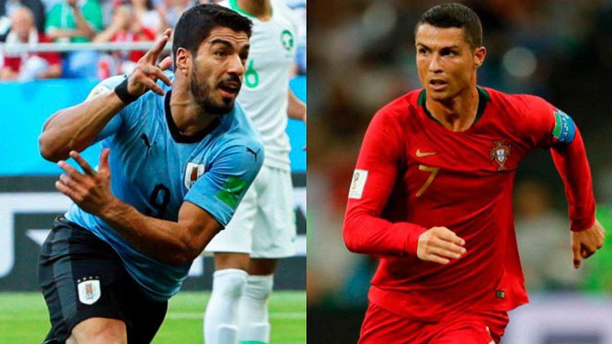 Уругвай – Португалія: анонс матчу 1/8 фіналу ЧС-2018