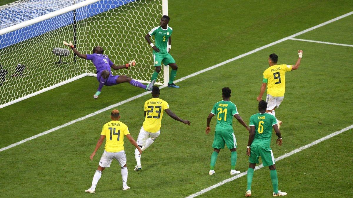 ЧМ-2018 Сенегал – Колумбия: VAR снова вершит судьбы, или Пассивные африканцы сами себя перехитрили