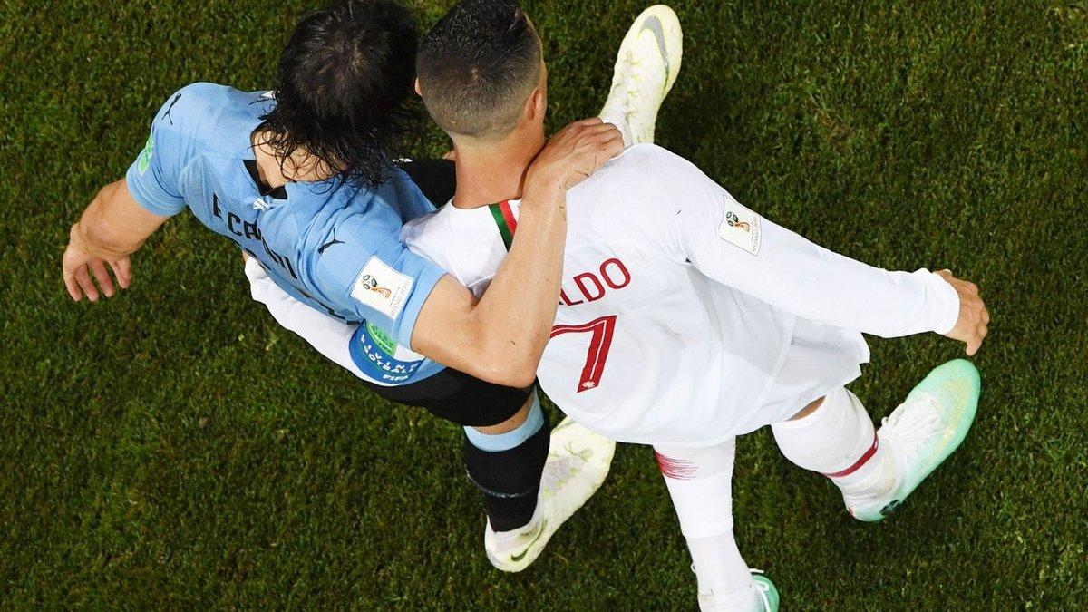 ЧМ-2018 Уругвай – Португалия: Роналду и Месси ставят уникальный рекорд, шоу ПСЖ и переписывание истории