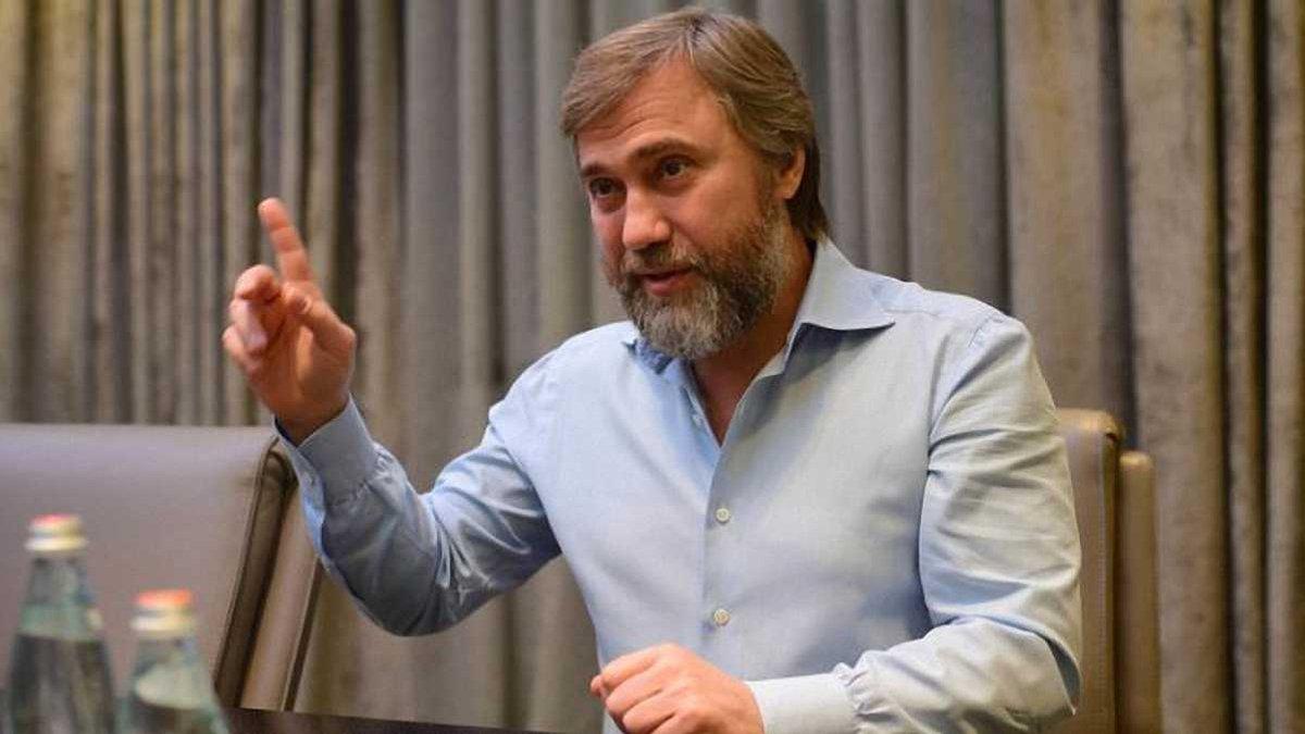 Новинский прокомментировал слухи о покупке Черноморца