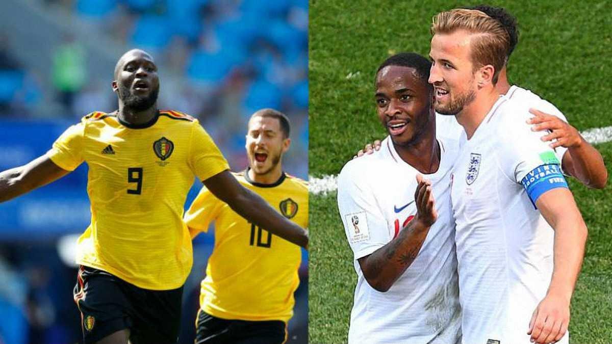 Англія – Бельгія: команди визначать долю першого місця у групі G, яке не дає жодної переваги – подробиці