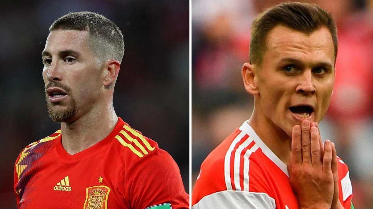 Испания – Россия: прогноз на матч 1/8 финала ЧМ-2018