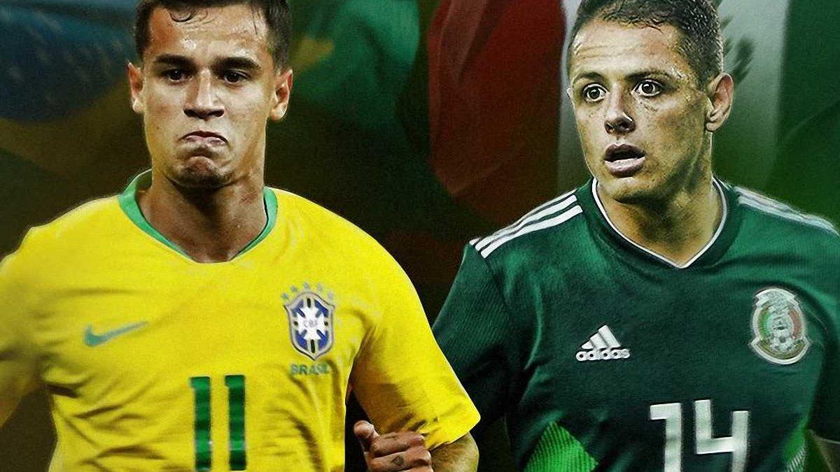 Бразилія – Мексика: прогноз на матч 1/8 фіналу ЧС-2018