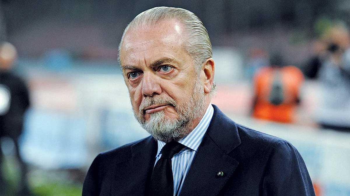 Президент Наполи станет владельцем еще одной команды