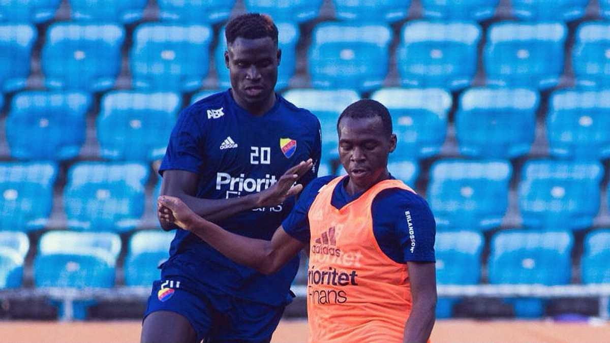 Маріуполь – Юргорден: Баджі забив шикарний гол п'ятою