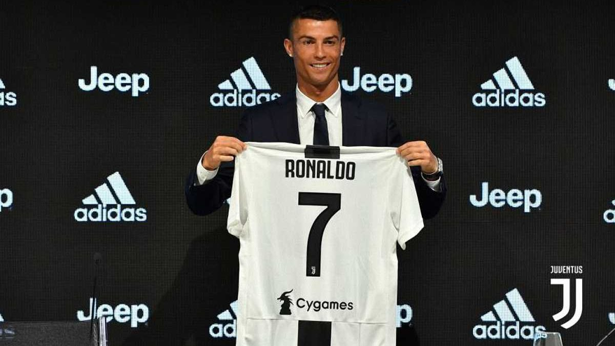 Роналду: З дитинства мріяв зіграти за Ювентус