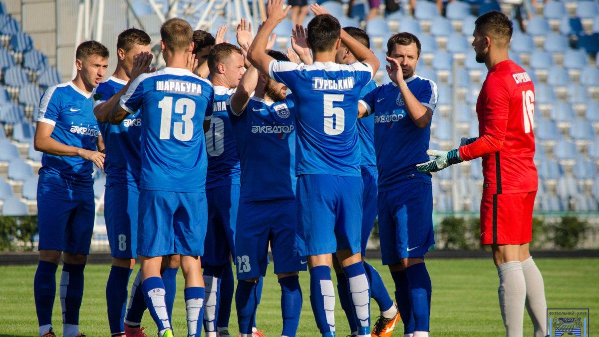 Первая лига: Николаев в меньшинстве проиграл Ингульцу, Балканы минимально переиграли Рух