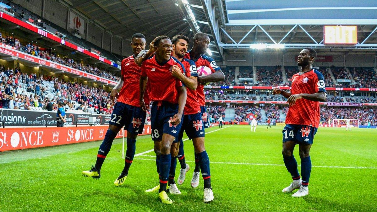 Лига 1: Анже в драматичном матче проиграл новичку Ниму, Ницца неожиданно уступила Реймсу
