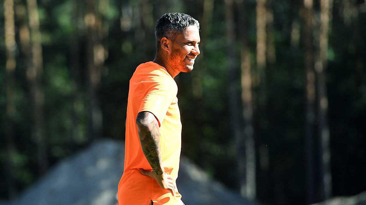 Марлос: Мораес может стать лучшим бомбардиром чемпионата