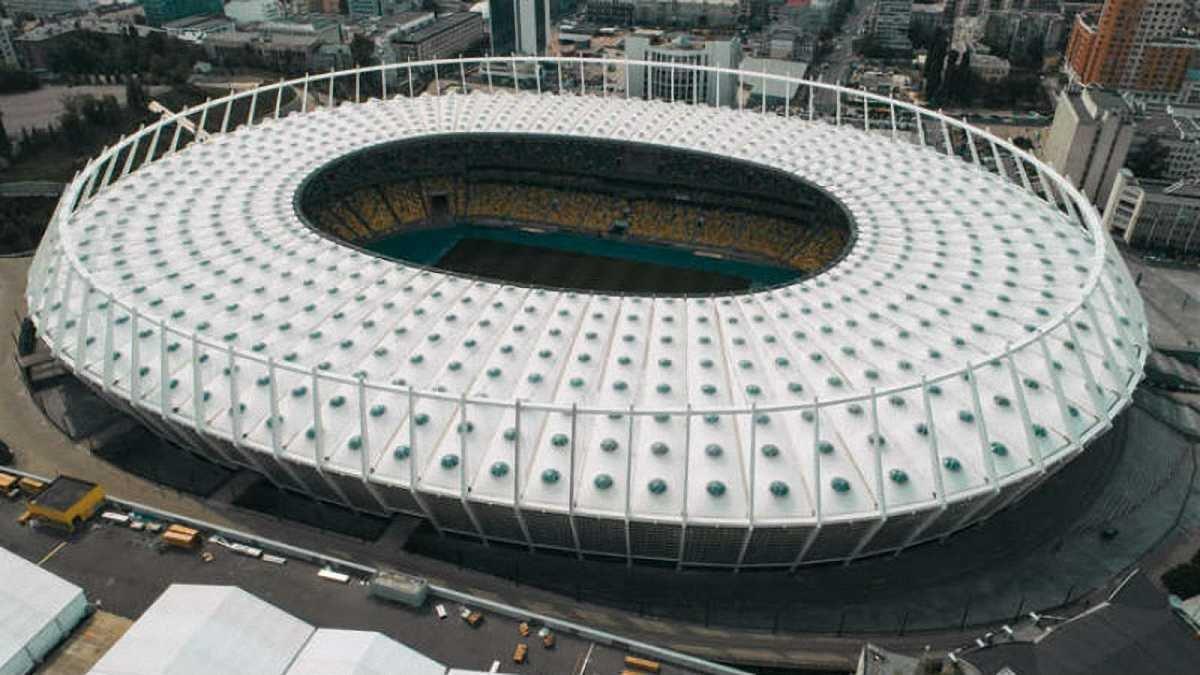 НСК Олімпійський виповнилось 95 років – Динамо привітало арену цікавим відео