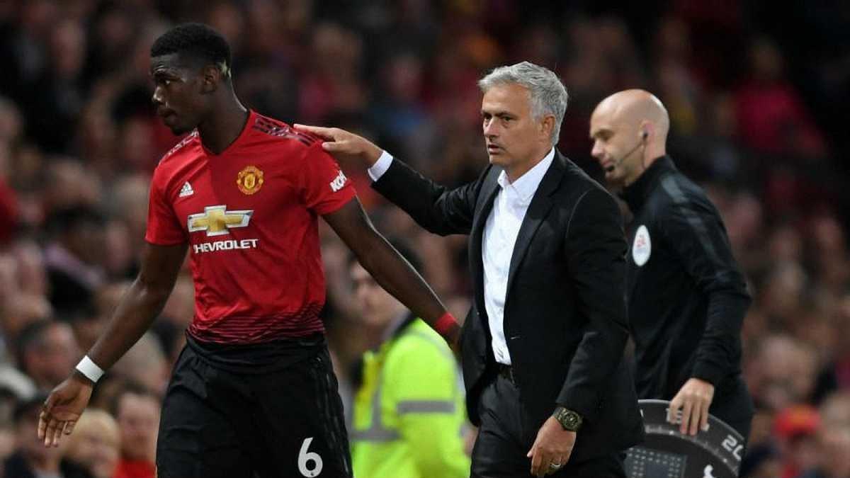 Погба снова намекнул на желание уйти из Манчестер Юнайтед
