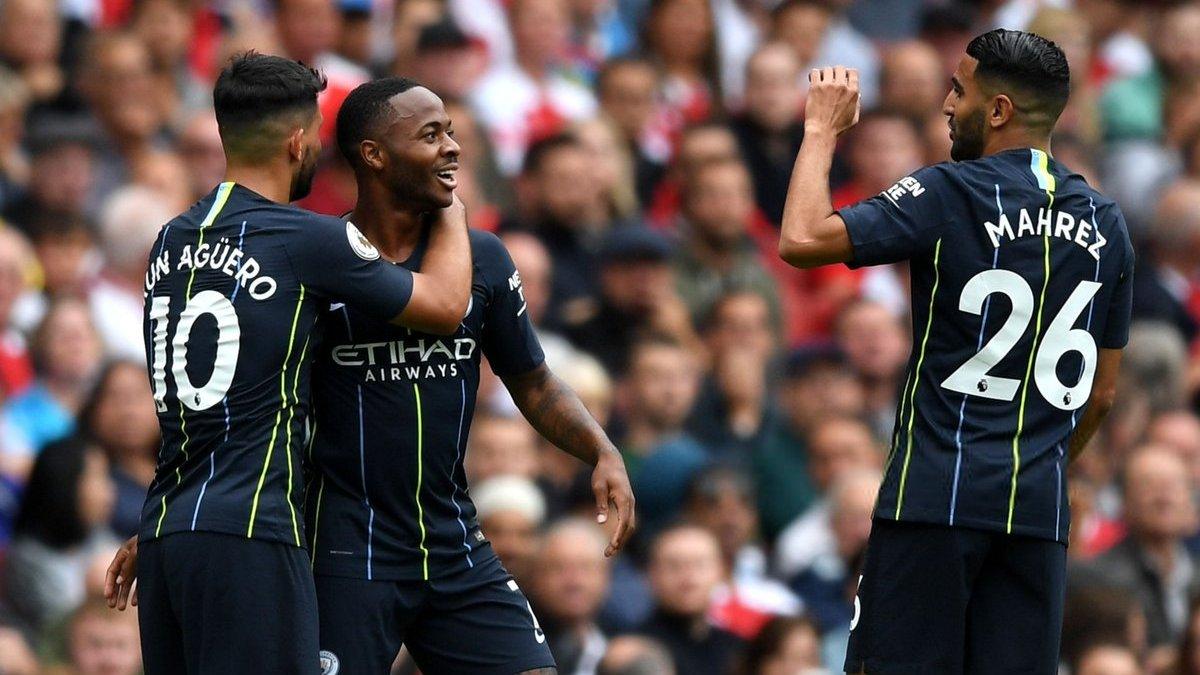 Арсенал – Манчестер Сити: первый провал Эмери, Озилу пора в Турцию, роскошный чемпион и Стерлинг
