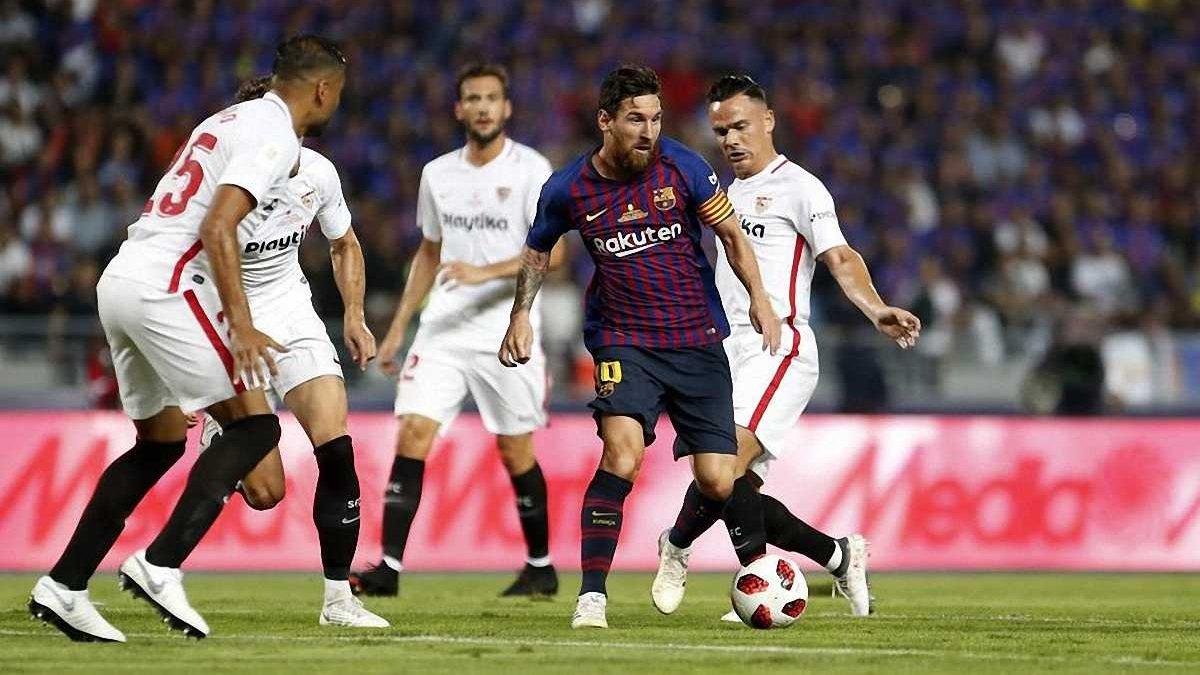 Барселона– Севілья– 2:1– відео голів та огляд матчу