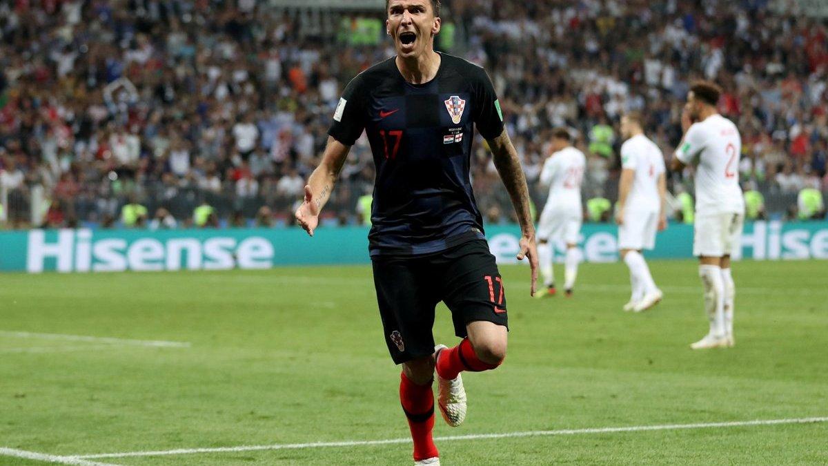 Манджукіч завершив виступи за збірну Хорватії