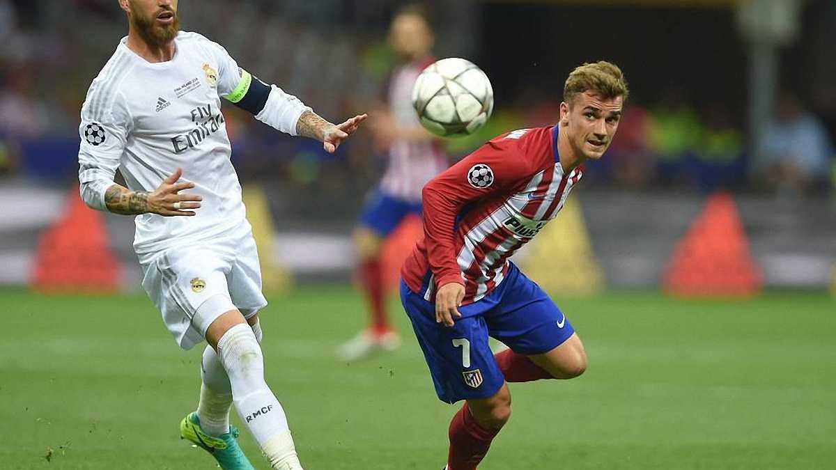 "Реал – Атлетіко: телеканал ""Футбол 1"" покаже матч за Суперкубок УЄФА"