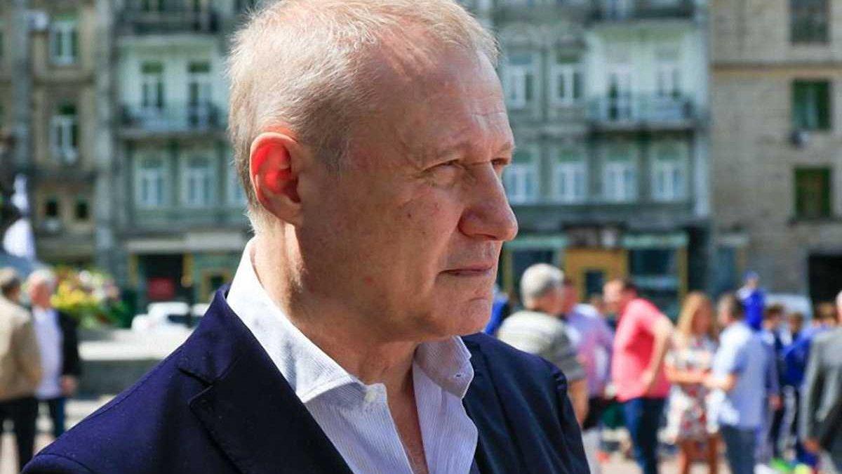 Григорий Суркис: Мне понравился результат, а остальное не имеет значения