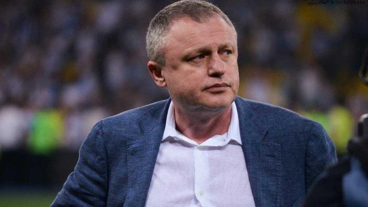 Игорь Суркис: Динамо ищет форварда