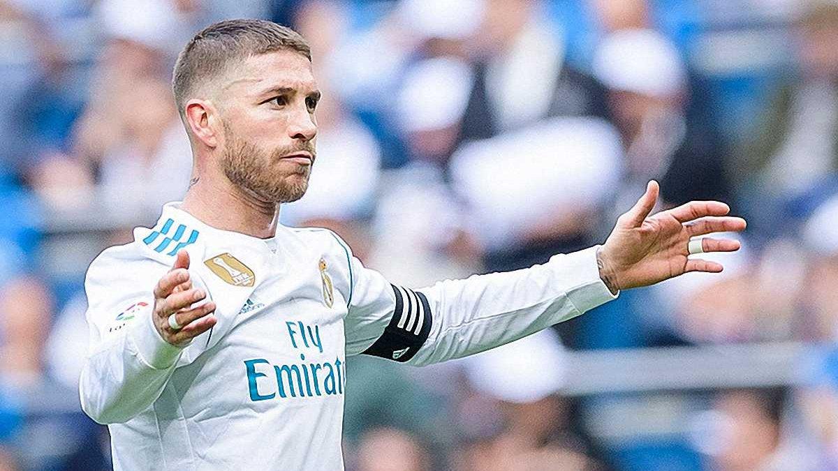 Рамос:  Реал будет побеждать и без Роналду