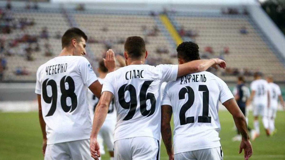 Брага – Зоря:  Вернидуб взяв у Португалію 20 футболістів