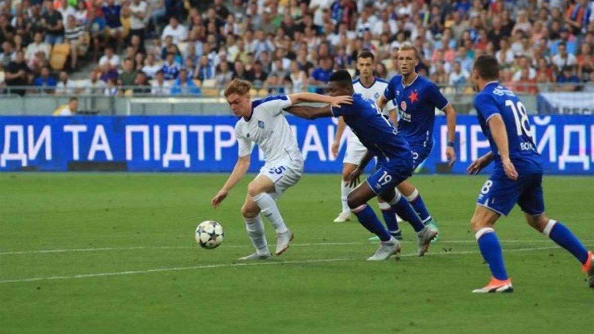 Циганков став одним з найкращих у 3-му раунді кваліфікації ЛЧ: британське видання відзначило українця