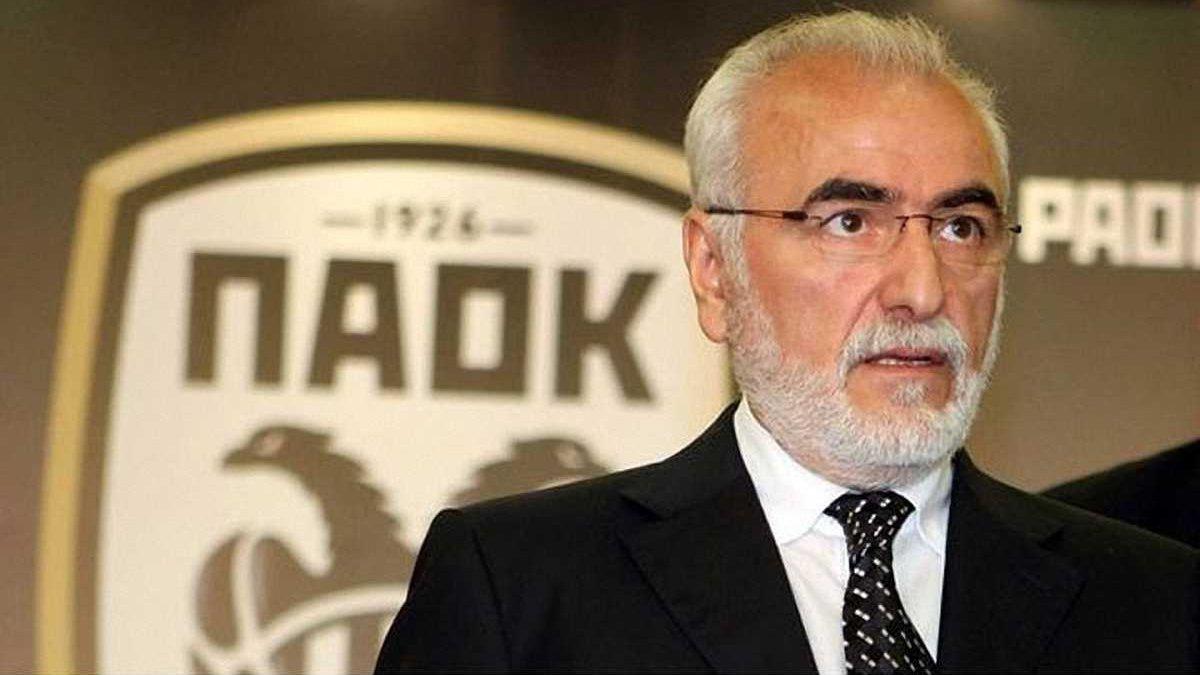 Президент ПАОКа Саввіді: Ще з радянських часів вболівав проти Спартака, був прихильником київського Динамо
