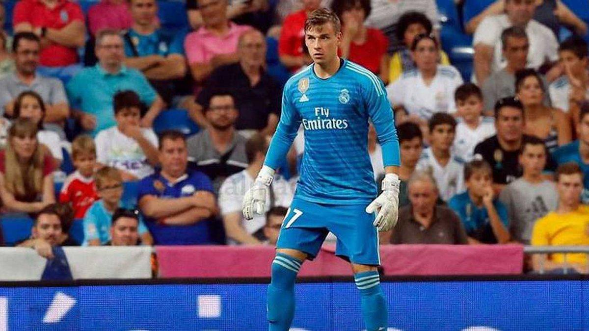 Лунин пропустил сумасшедший гол от Начо на тренировке Реала – бесценная реакция украинца и Лопетеги