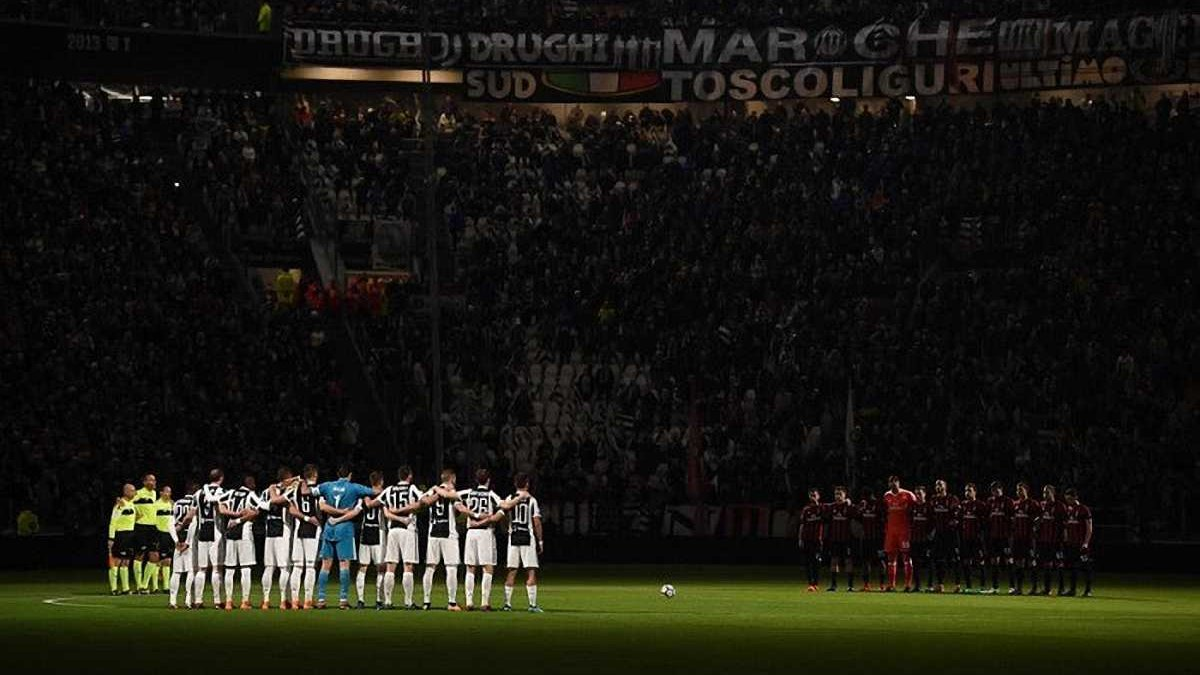 Матчи 1-го тура Серии А начнутся минутой молчания из-за трагедии в Генуе