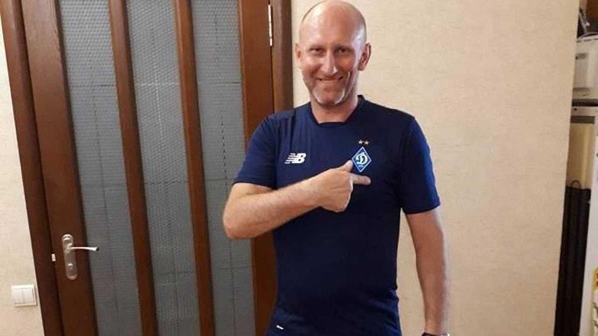 Игорь Жабченко вернулся в Динамо для работы в структуре клуба