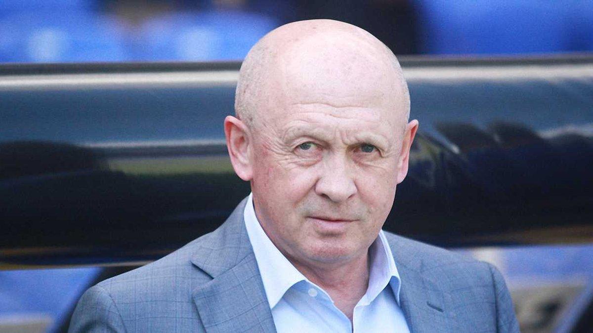 Павлов: Невже при таких результатах Львова можна позбуватися такого тренера, як Жилмар?