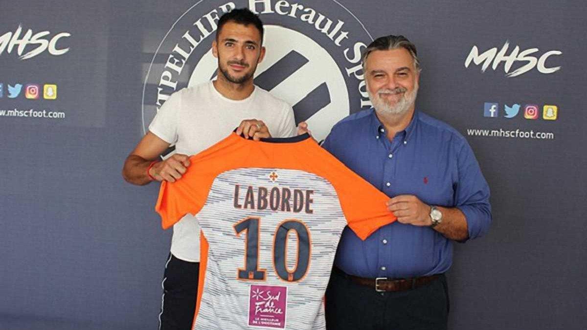 Бордо продал нападающего Ляборда, который дважды забил Мариуполю