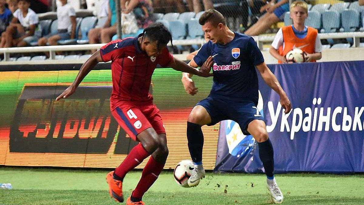 Бордо – Маріуполь: стартові склади на матч Ліги Європи