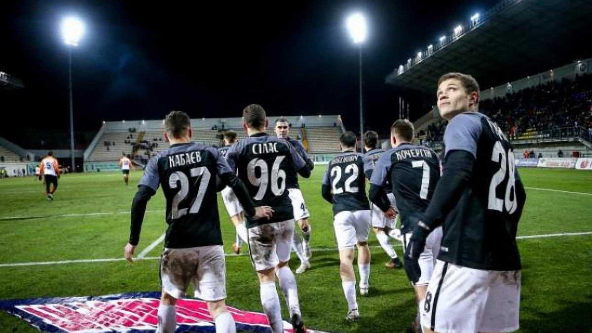 Заря сыграет с РБ Лейпциг в плей-офф квалификации Лиги Европы
