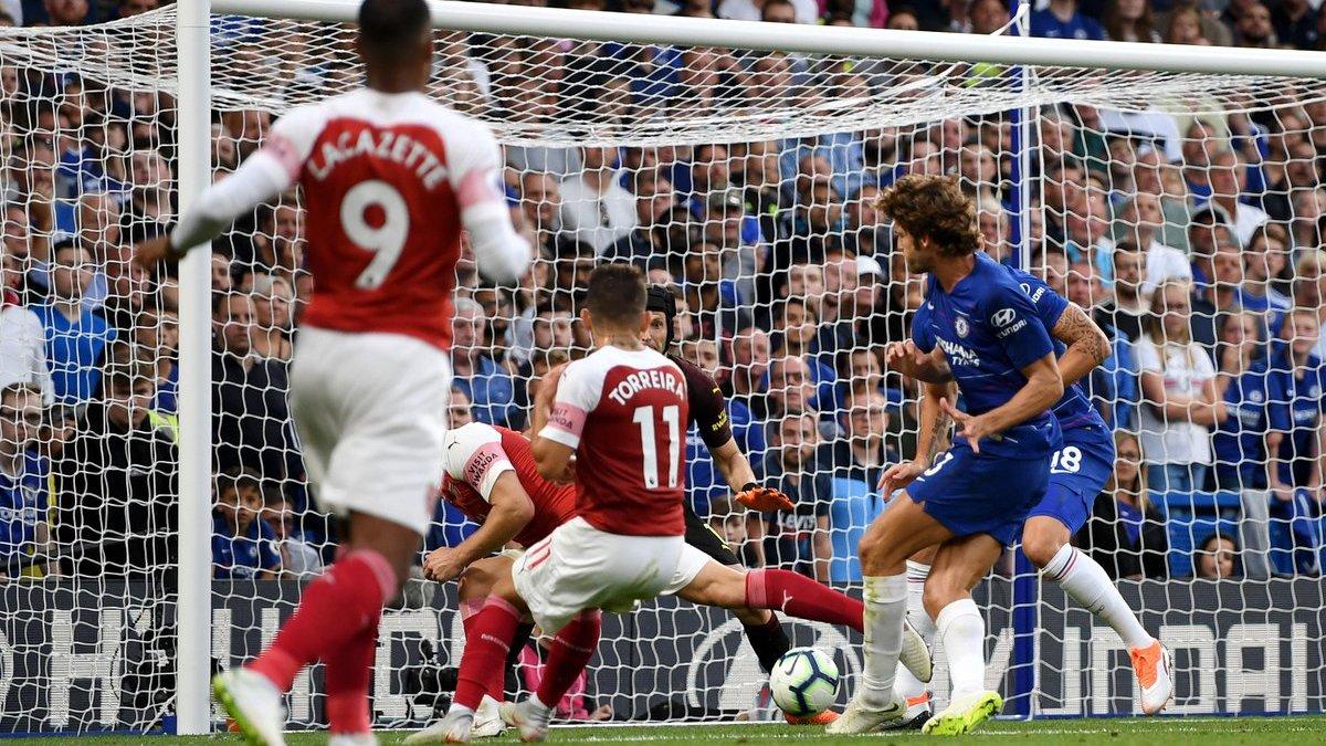 Челси – Арсенал – 3:2 – видео голов и обзор матча