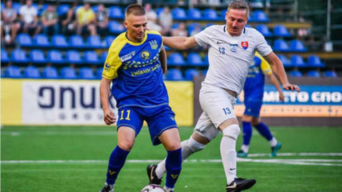 Збірна України з міні-футболу зіграє з Англією у чвертьфіналі Євро-2018
