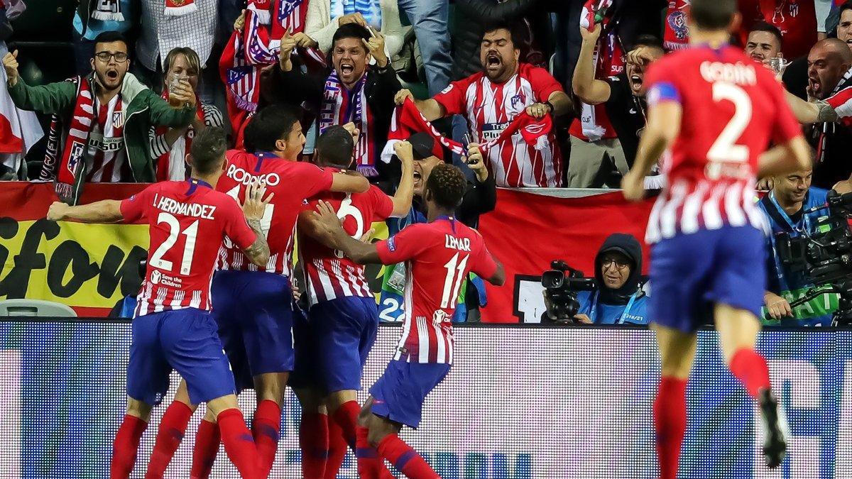 ФІФА оштрафувала Атлетіко через трансфер Черчі