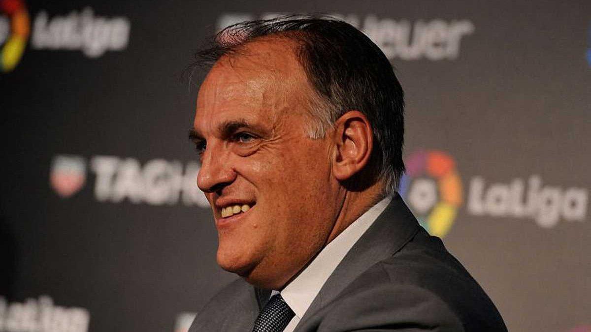 Президент Ла Лиги Тебас: В Интера нет денег, но он сделал сомнительное предложение по Модричу