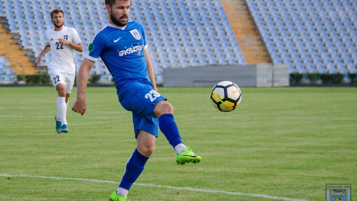 Перша ліга: Миколаїв вдома мінімально переміг Прикарпаття