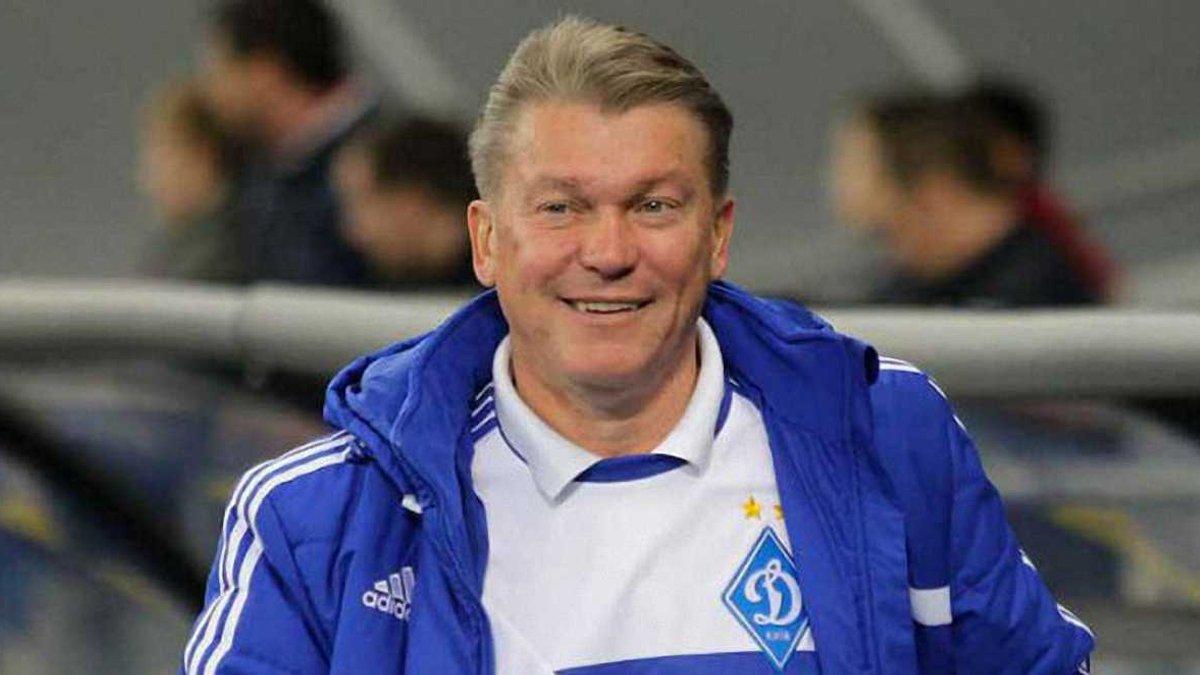 Блохін: Динамо перемогло Славію за рахунок стандартних положень і швидких атак