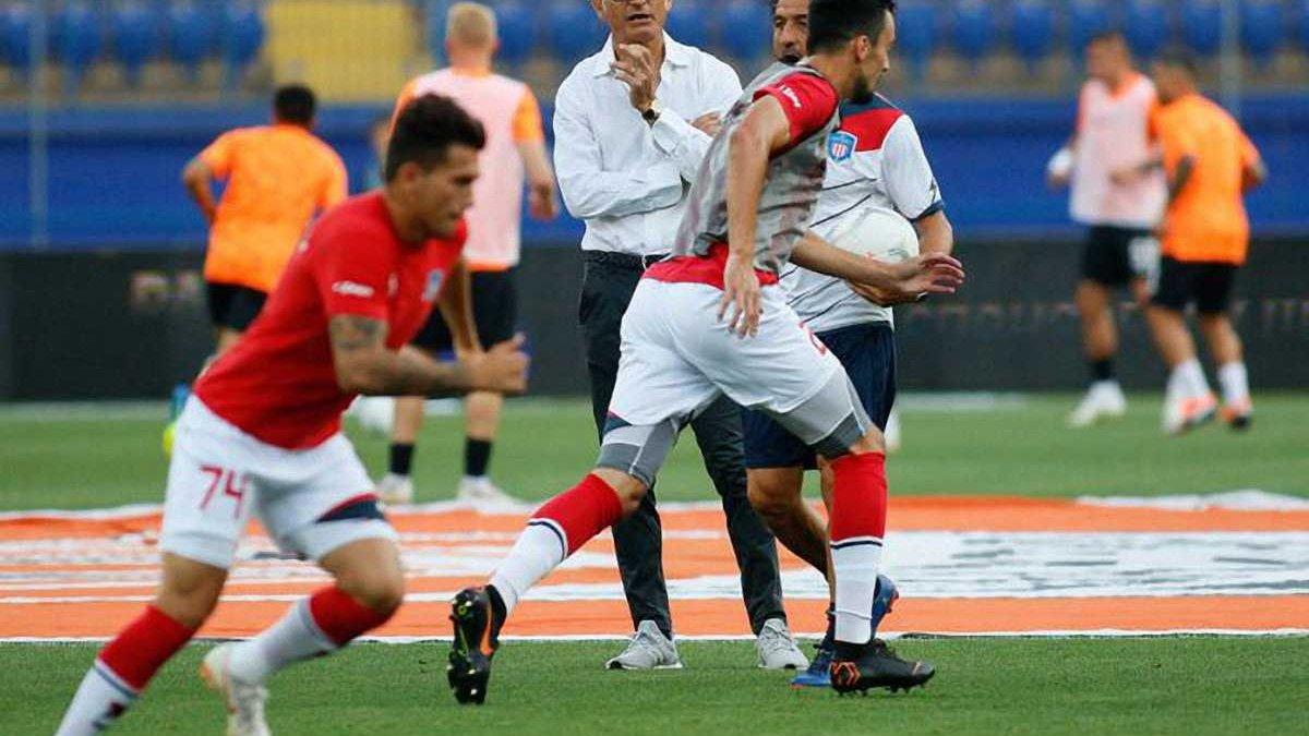 Арсенал-Киев и Черноморец расписали боевую ничью