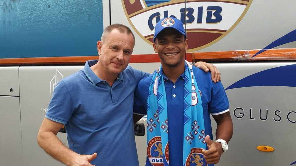 Львов объявил о трансфере Жонатана
