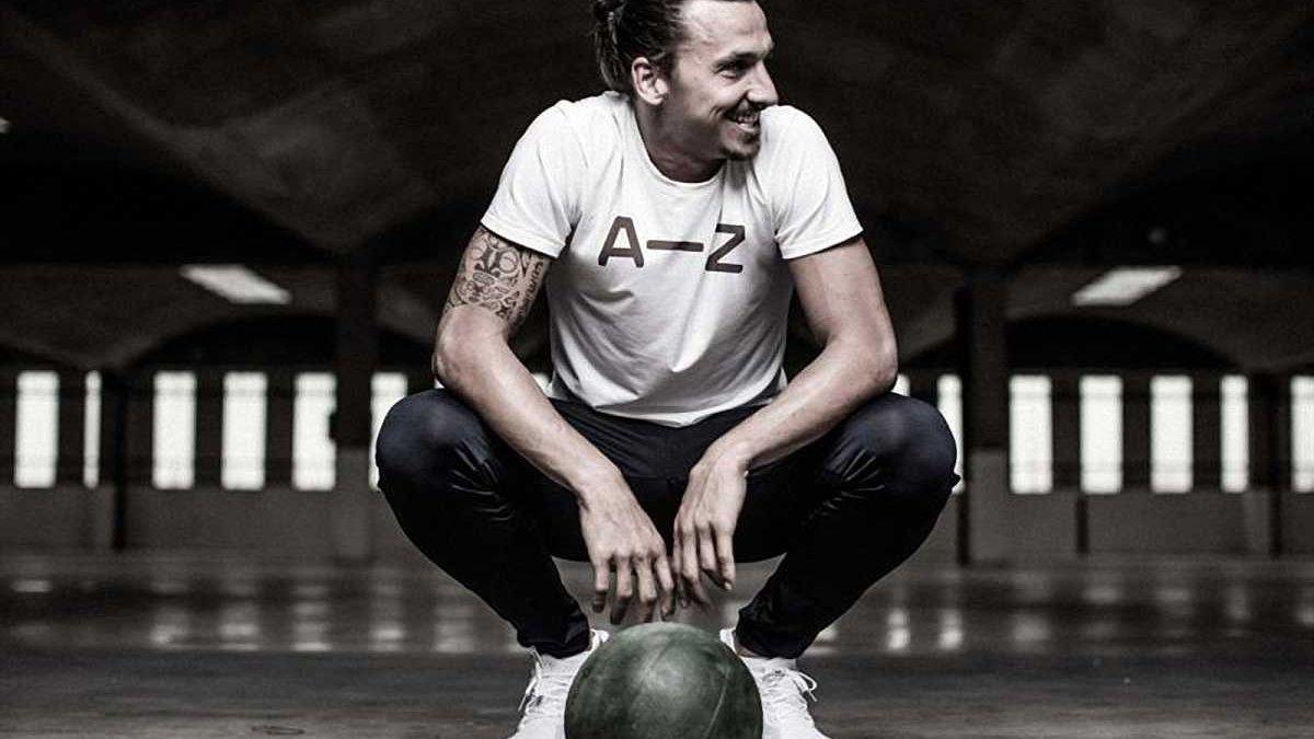 Ібрагімовіч закрив свій бренд одягу A-Z через шалені збитки