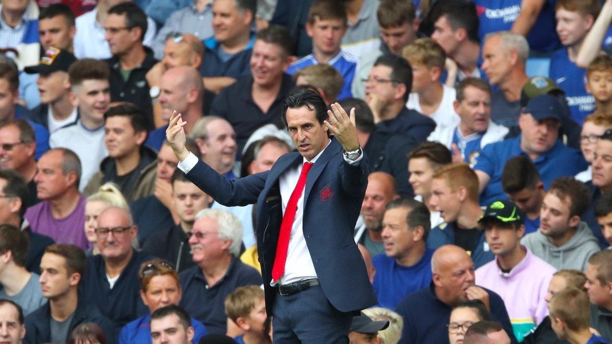 Арсенал розпочав сезон з двох поразок в АПЛ вперше за 26 років