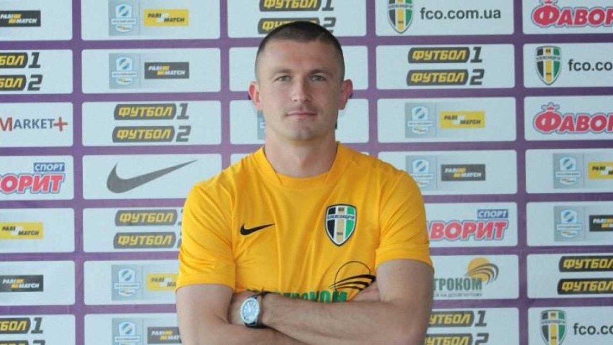 Шаран вважає, що Цуріков заслуговує на увагу тренерів збірної України