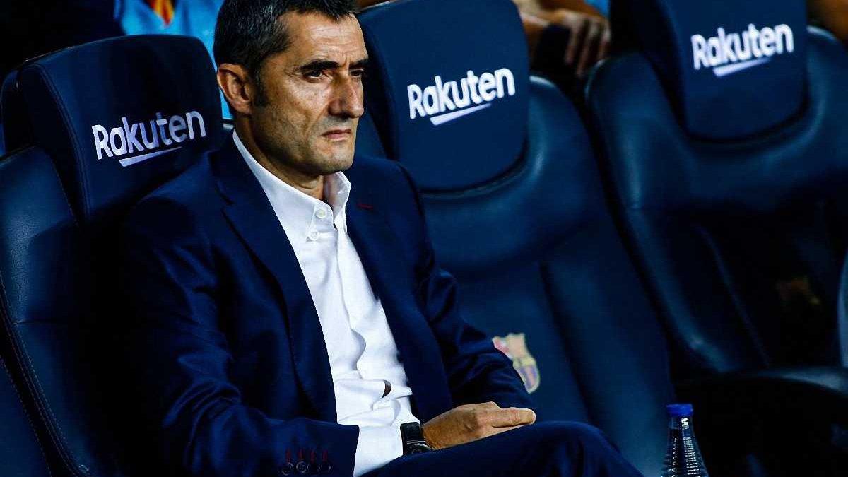 Вальверде: Барселоні не вдалося показати свою найкращу гру