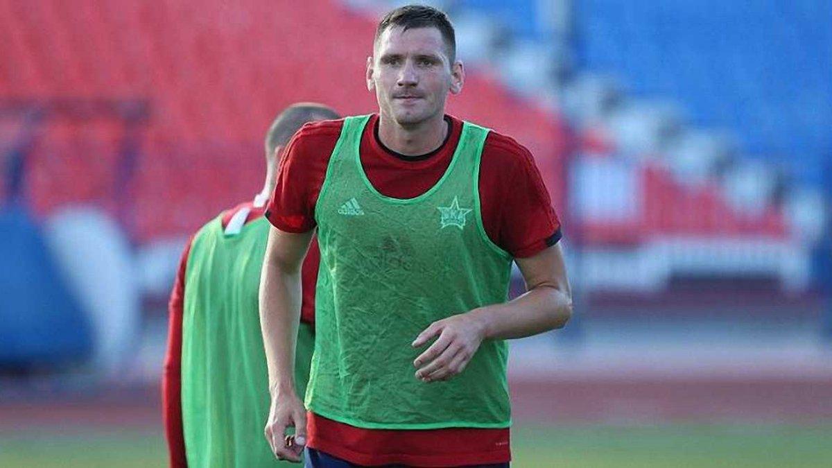 Приндета забил гол в дебютном матче за СКА-Хабаровск