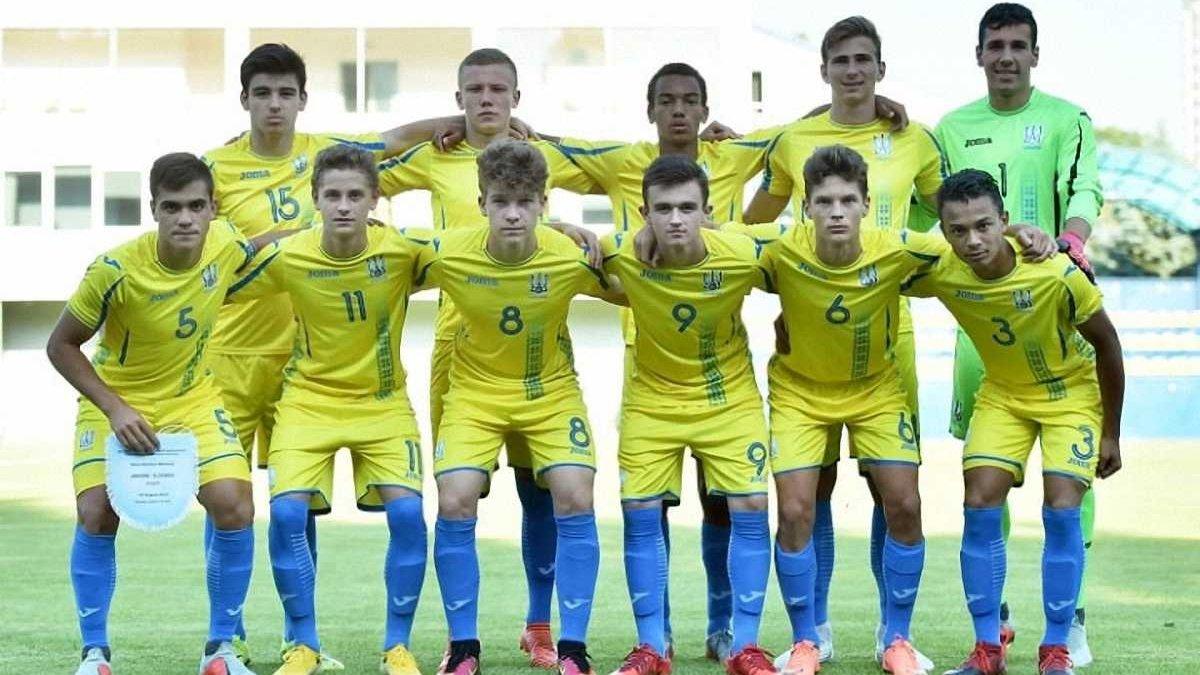 Украина U-17 стала победителем Мемориала Банникова, переиграв в финале Турцию