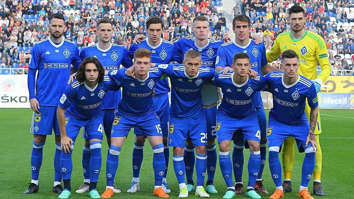 Динамо з'явиться у FIFA 19