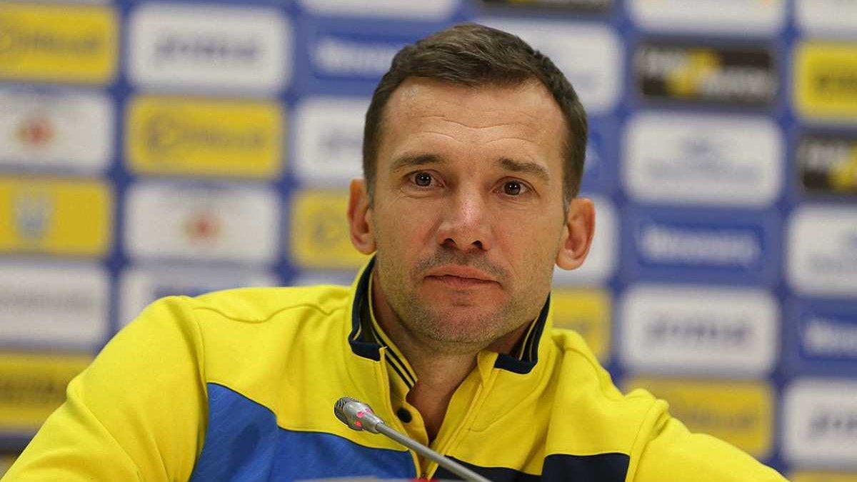 Шевченко викликав у збірну України 8 легіонерів на матчі проти Чехії та Словаччини