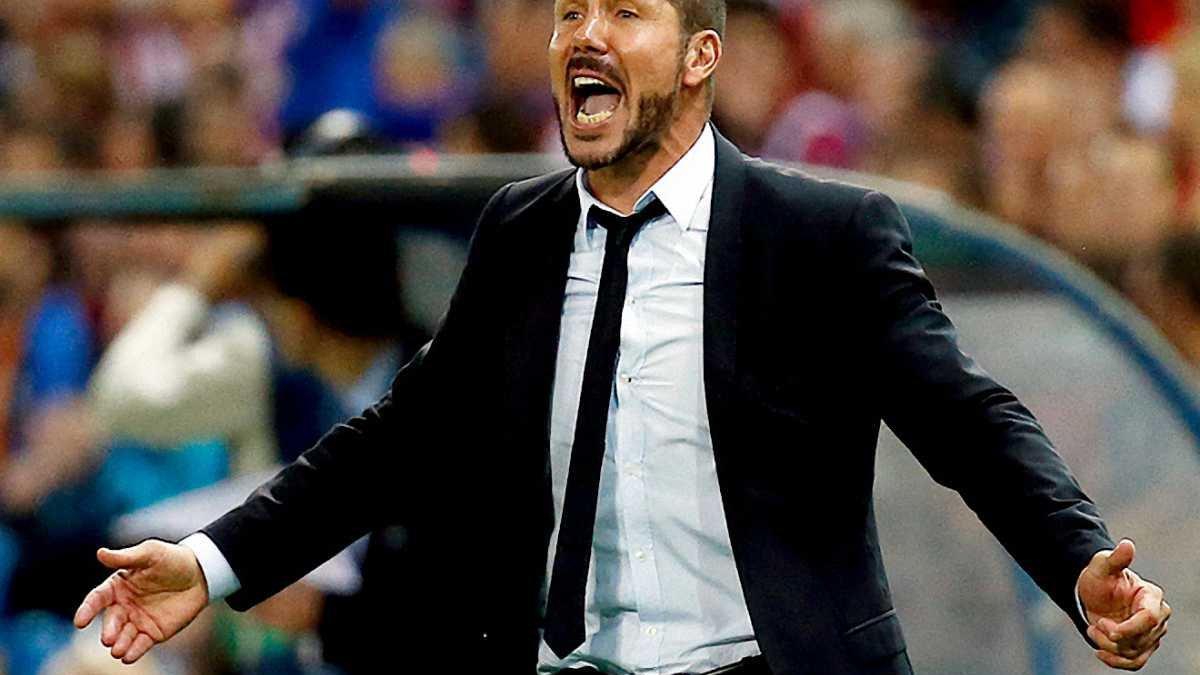 Симеоне – первый тренер в истории Атлетико, который возглавяет команду 8 сезонов подряд