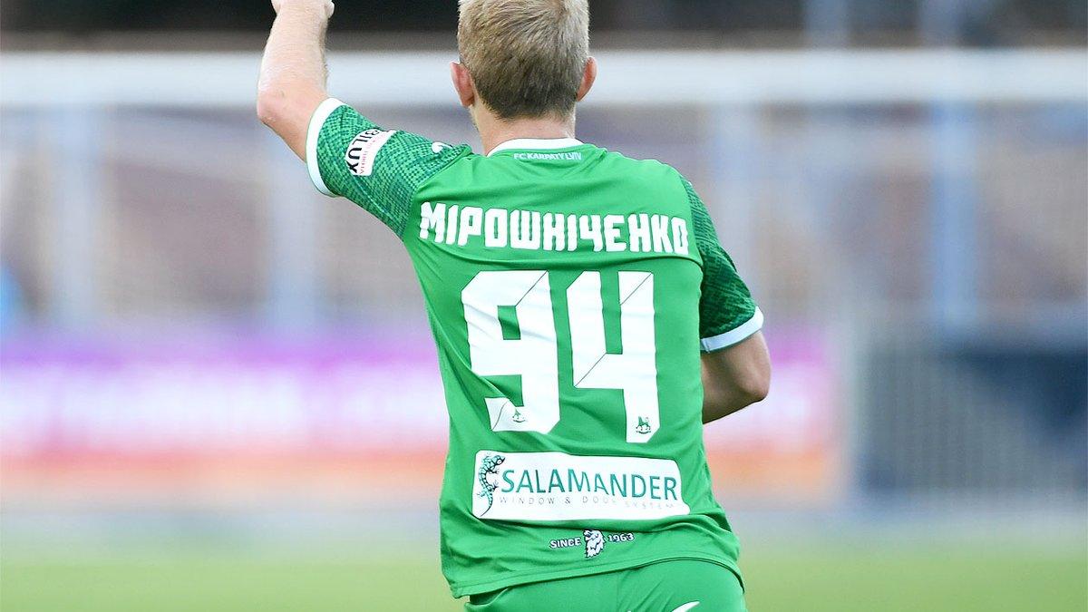 Мирошниченко рассказал, как новый тренер Карпат Мораиш мотивировал команду у перерыве матча с Десной